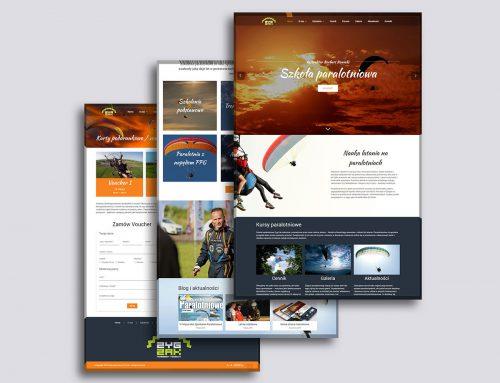 Strona internetowa Zyg-Zak