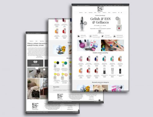Hurtownia kosmetyczna Kargetta Nail Store